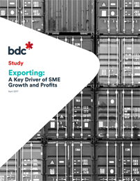 Exporting: A Key Driver of SME Growth and Profits