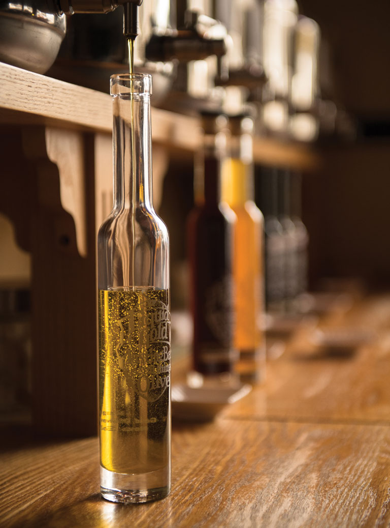Liquid Gold Tasting Bar & All Things Olive