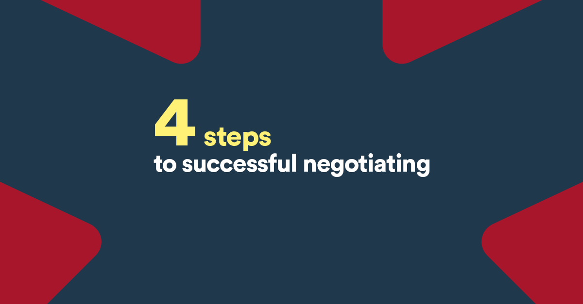 Negotiation Skills An Art That Can Be Mastered Bdc