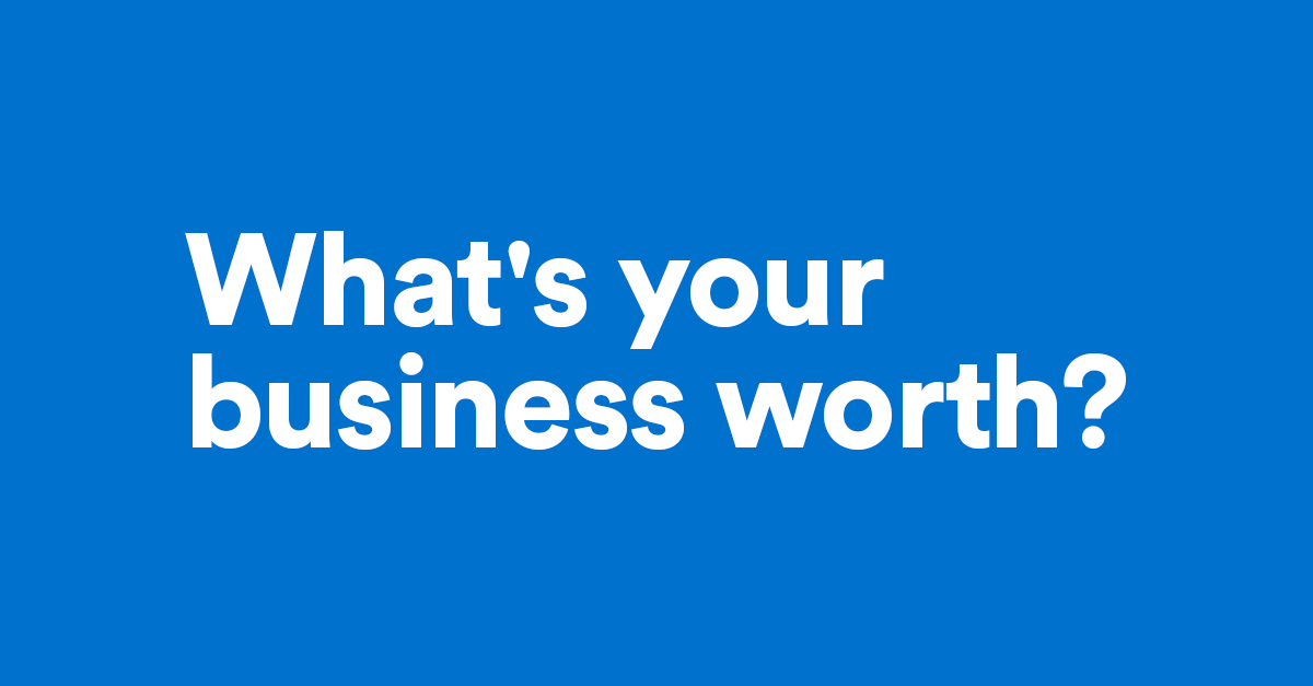 Business valuation: What's your company worth? | BDC ca