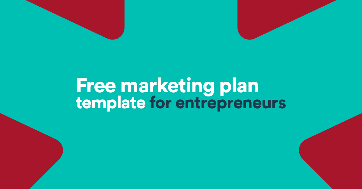marketing plan for entrepreneur