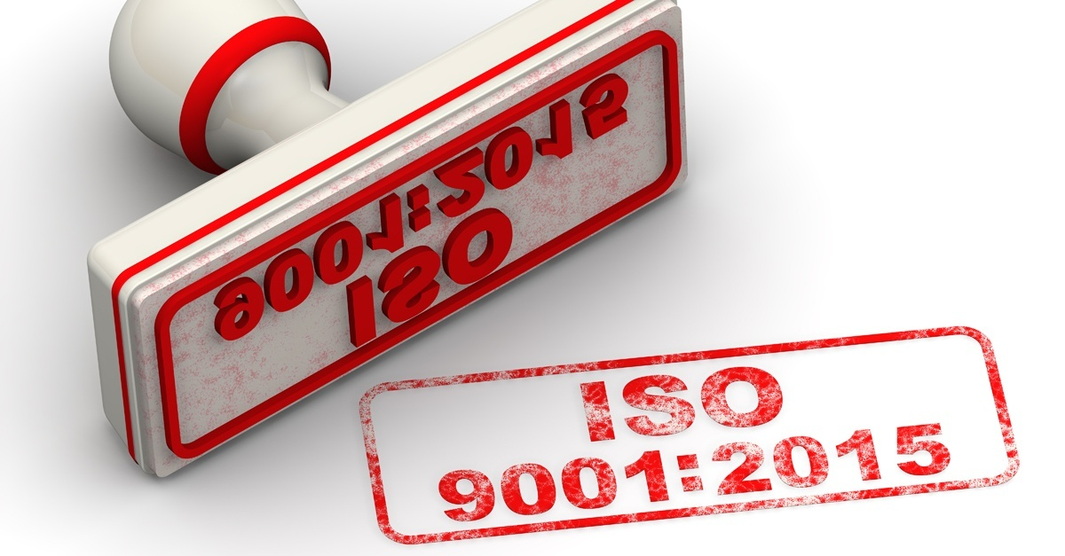 iso 9000 certification for small business