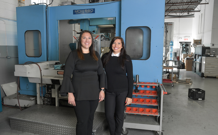Susy and Cathy Imbriglio, Imbritech Industries