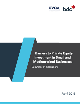 Overview of the private equity market for small and medium-sized businesses
