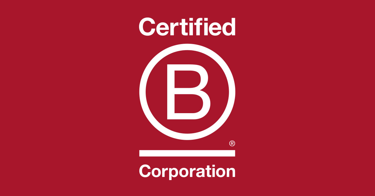 Image result for b corp logo