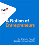 The Changing Face of Canadian Entrepreneurship