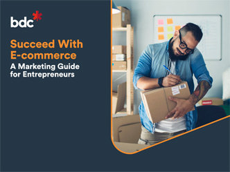 Succeed with e-commerce