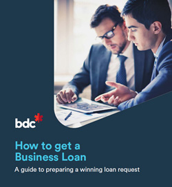 Free eBook: How to get a business loan