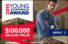 2015 BDC Young Entrepreneur Award - Apply now